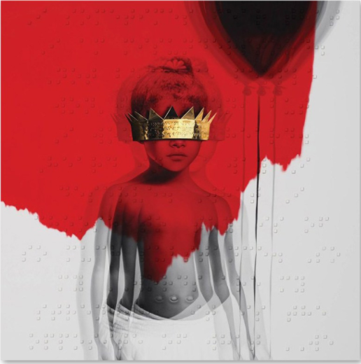 rihanna anti album cover