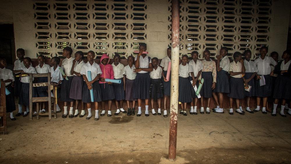 FHI 360/USAID Liberia