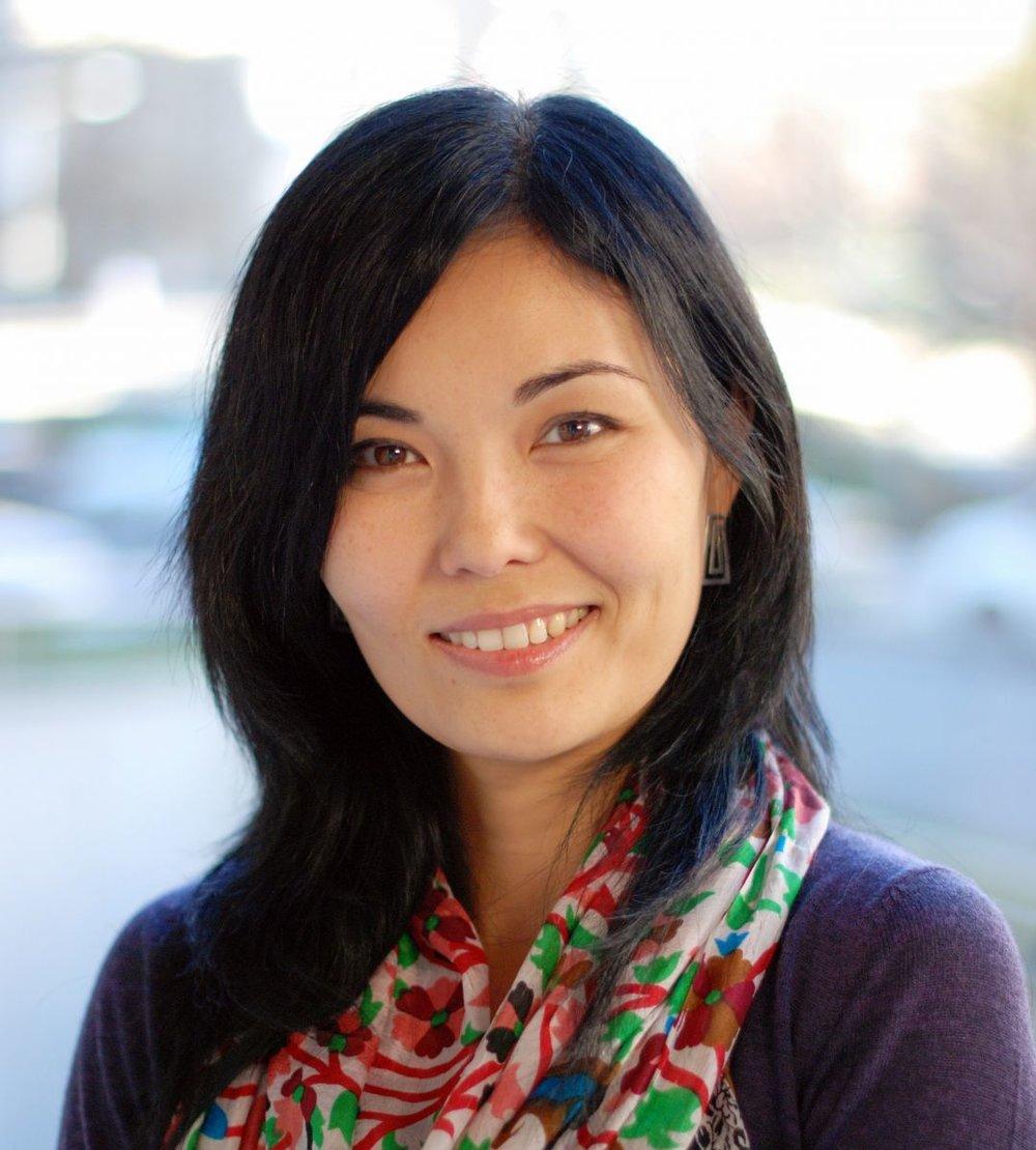 Carina Omoeva,Co-Lead. FHI 360