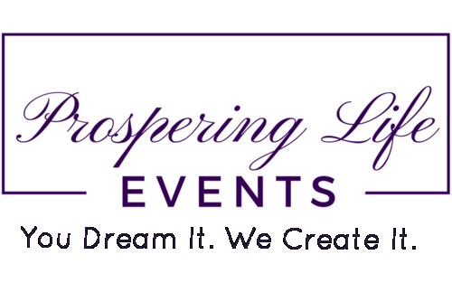 prospering life events ohio event planner wedding planner