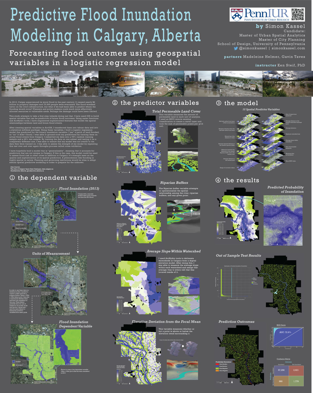 This poster was presented at the 2016 ESRI User Conference. (Click to enlarge)
