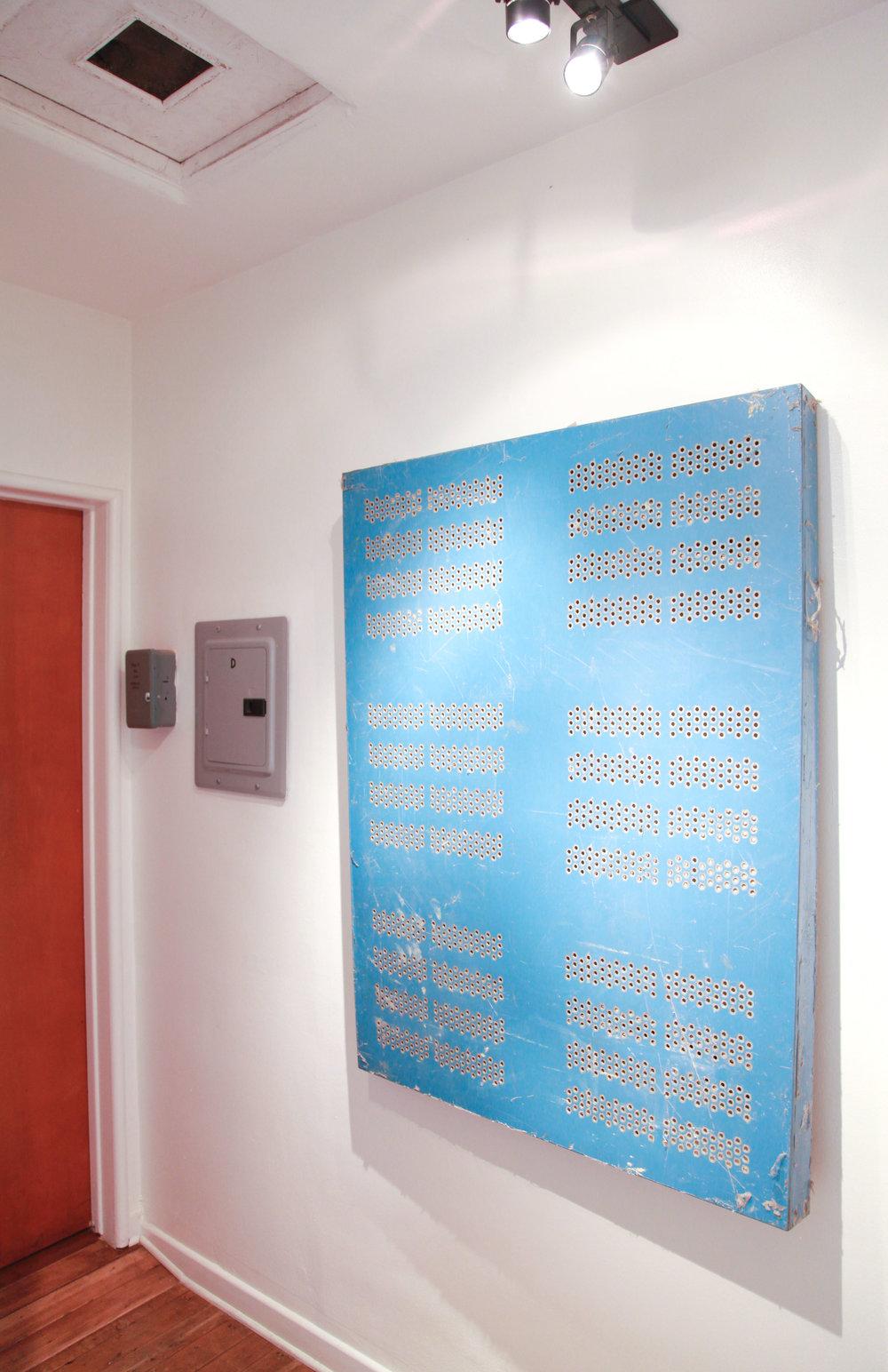 Installation view: Wolfgang Breuer