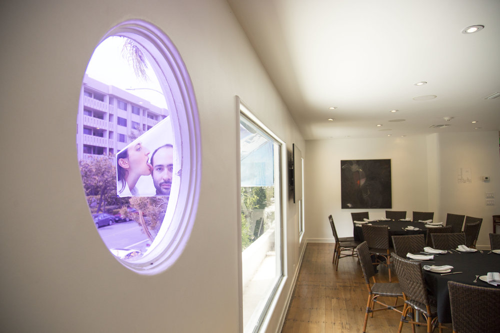 Installation view: Martine Syms, Olivia Erlanger / Luis Ortega Govela