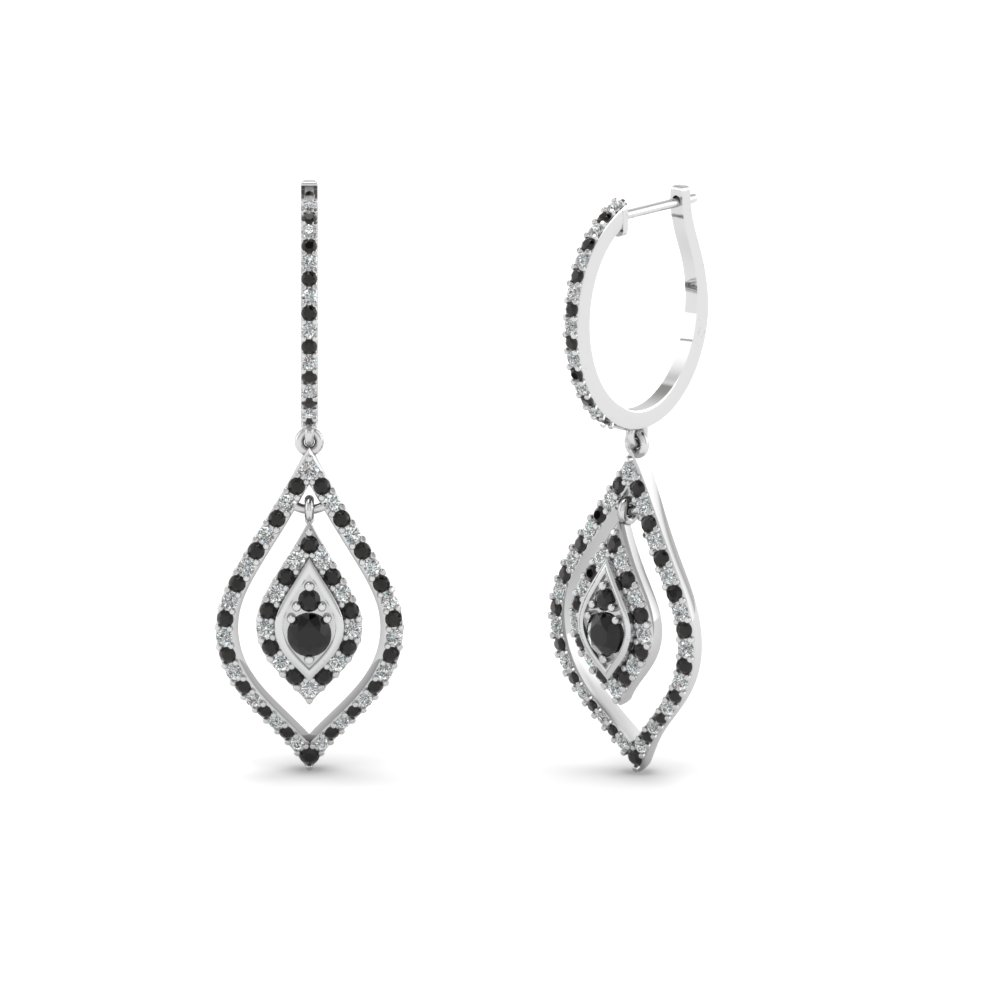 round-cut-black-diamond-stunning-hoop-earring-with-white-diamond-in-14K-white-gold-FDEAR68237GBLACK-NL-WG.jpg