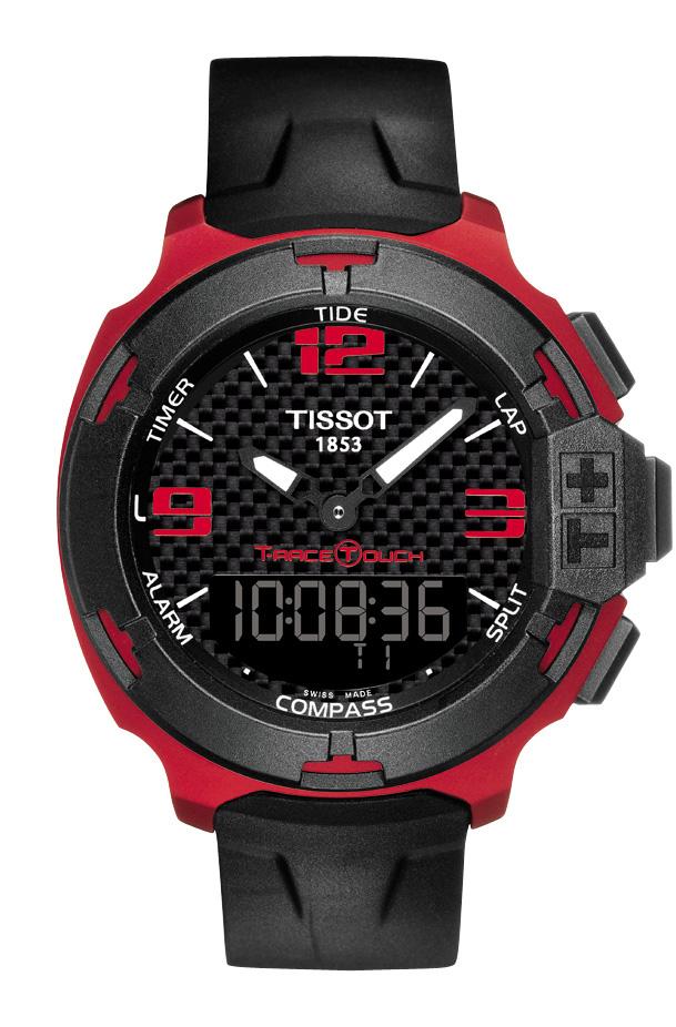 T-RACE TOUCH ALUMINIUM. Ref: T081_420_97_207_00