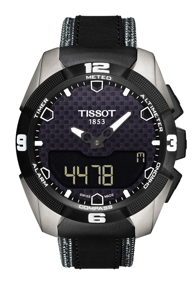 TISSOT T-TOUCH EXPERT SOLAR. Ref: T091_420_46_051_01