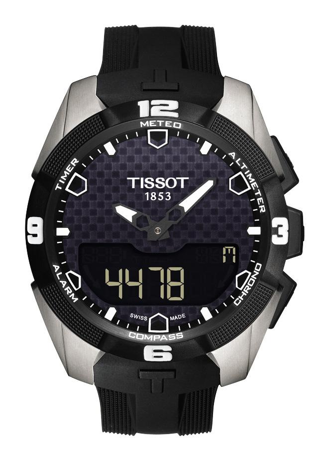 TISSOT T-TOUCH EXPERT SOLAR. Ref: T091_420_47_051_00