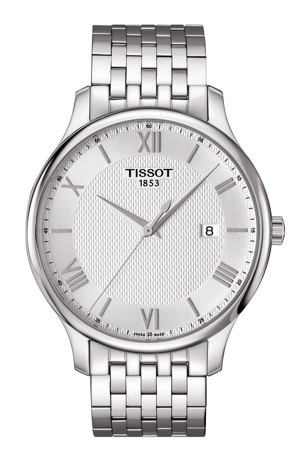 TISSOT TRADITION. Ref: T063_610_11_038_00