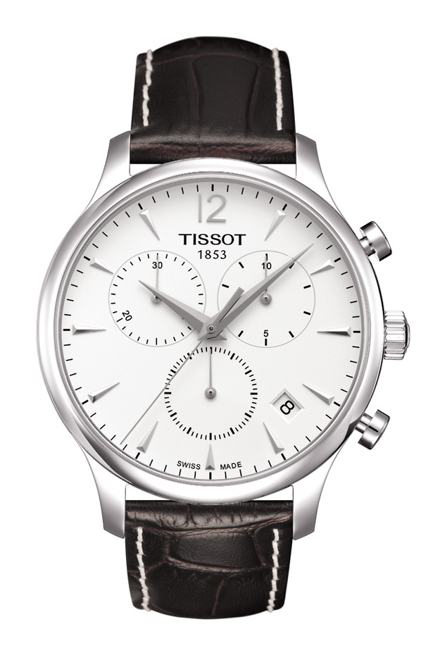 TISSOT TRADITION. Ref: T063_610_36_297_00
