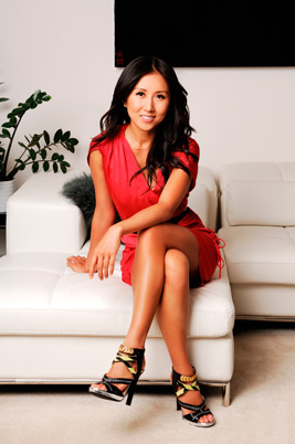 Christie Hsiao, Founder/CEO/Executive Producer of Serenity Media Group