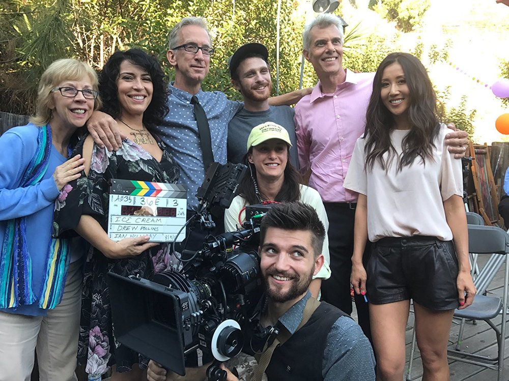 Dana Ashbrook, Andy Dick, Nancy Daly, Claudia Ferri, Christie Hsiao, Ian Holliday, Drew Pollins & Adele Fenner