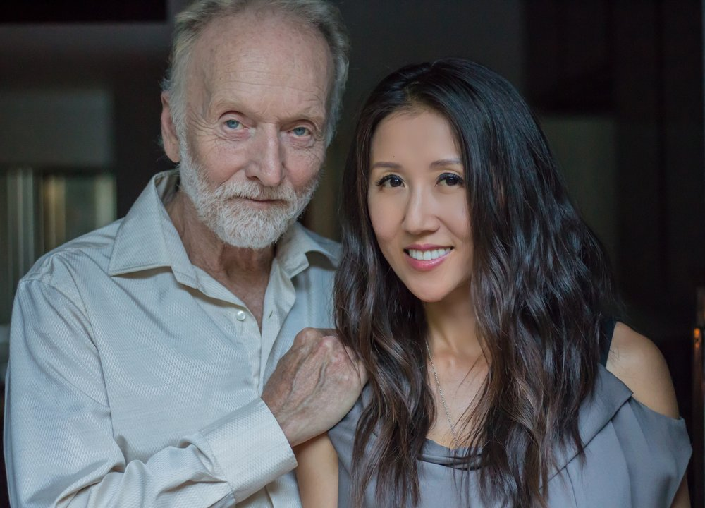 Christie Hsiao & Tobin Bell