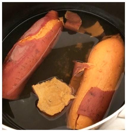 Sweet Potato aka Sweet Yams