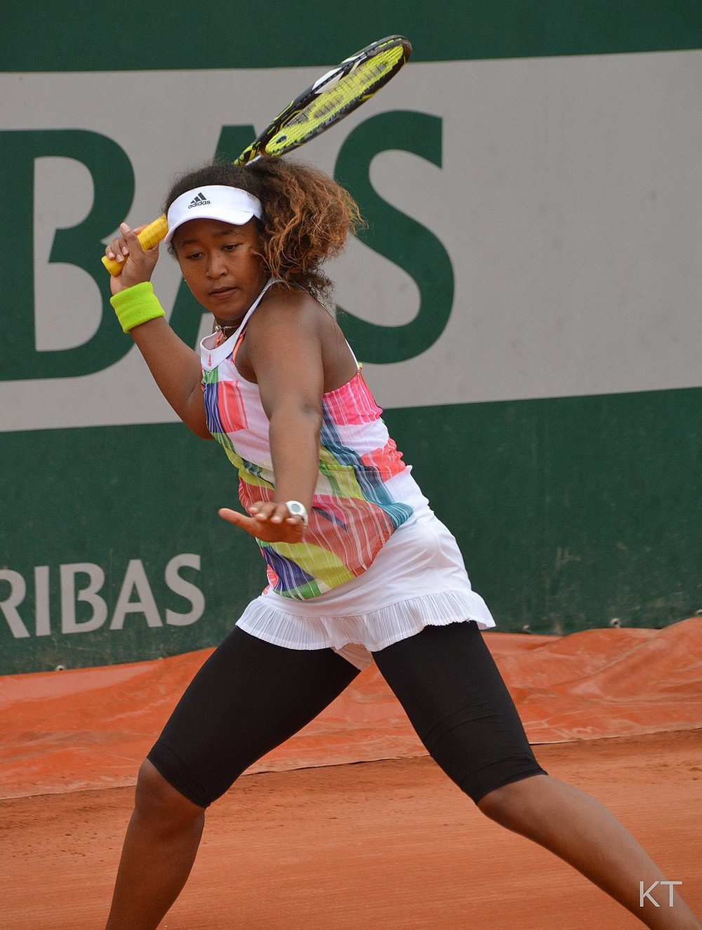 By Carine06 from UK (Naomi Osaka) [CC BY-SA 2.0  (https://creativecommons.org/licenses/by-sa/2.0)], via Wikimedia Commons