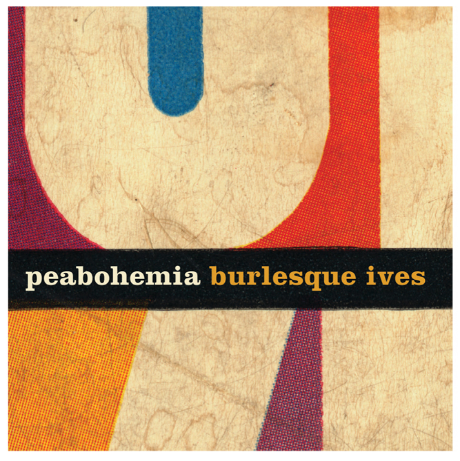 2003: Peaboheamia CD Cover (front)