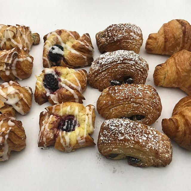 And then this little darlings came along...#minipastries #pastry #catering #tastekitchenandtable #goodmorning #marin #fairfax #bakery #cafe
