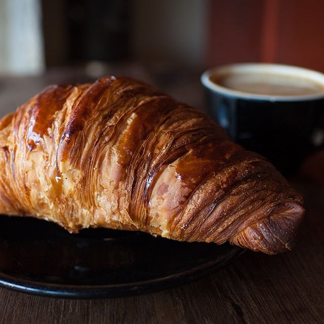 How are you staring your day and week?  We have a suggestion! #coffee #bakery #croissant #cafe #tastekitchenandtable #equatorcoffee #goodmorning #peacockgap #andysmarket #marin