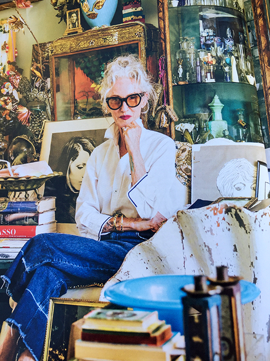 Linda Rodin - Stylist, Beauty Entrepreneur