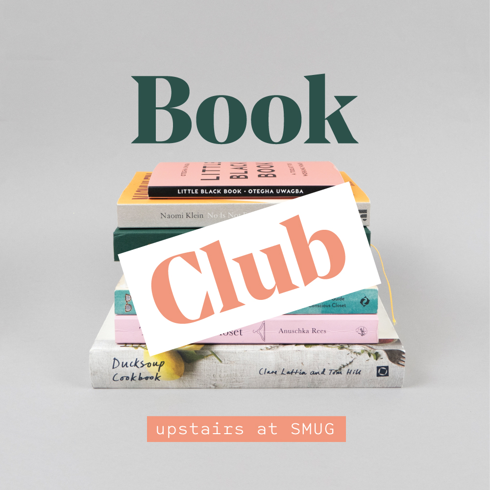Curate Your Life Book Club - Saturday 23rd March 2019