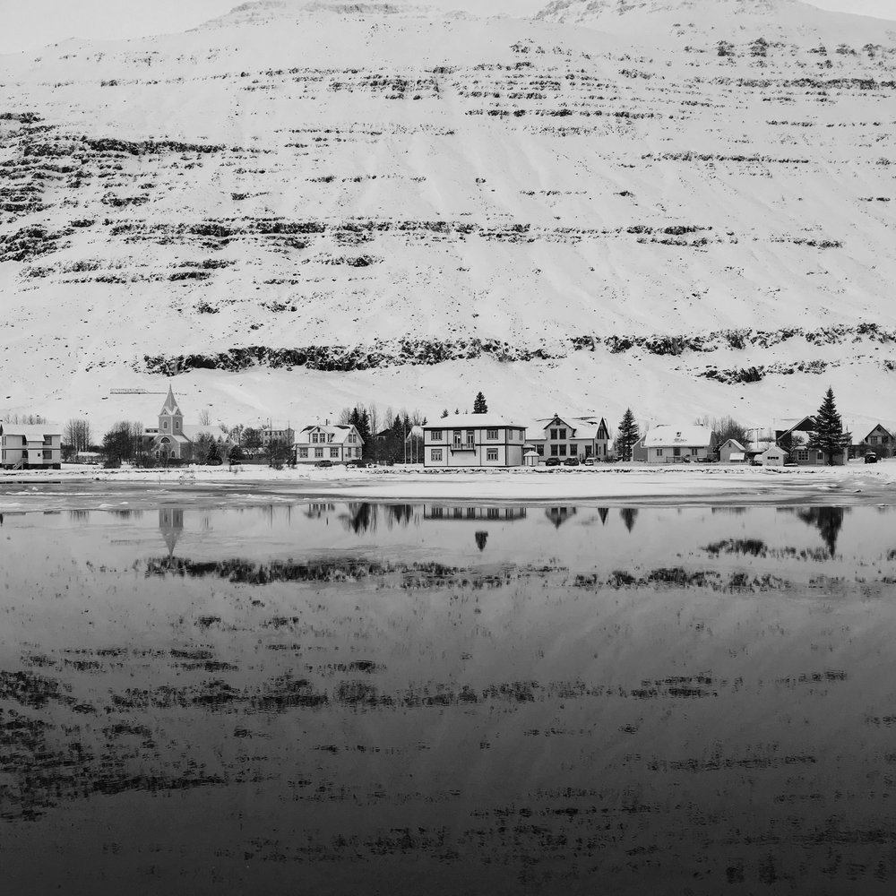 Seydisfjordur Iceland 2018