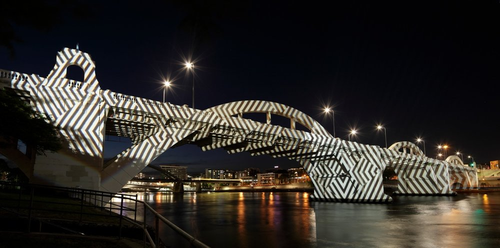 Britt Salt_William Jolly Bridge Projection 2018