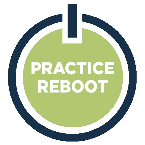 Practice Reboot Logo