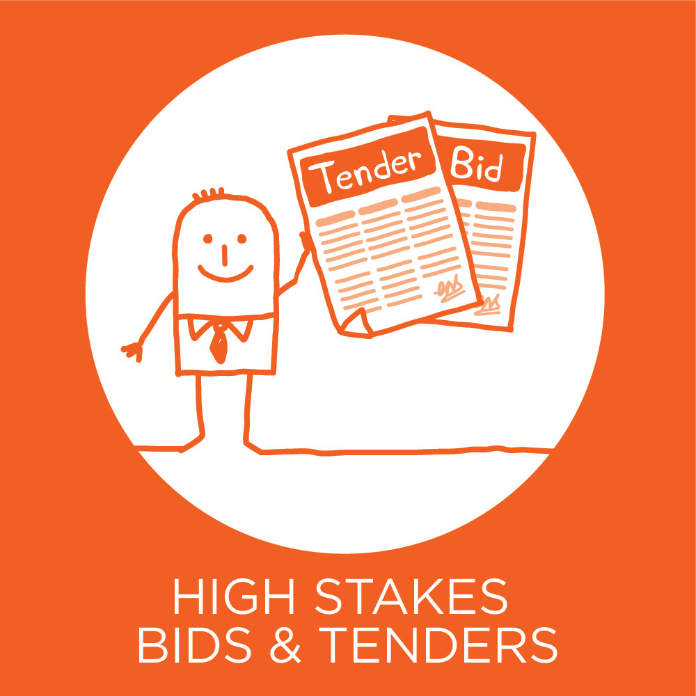 High Stakes Bids and Tenders