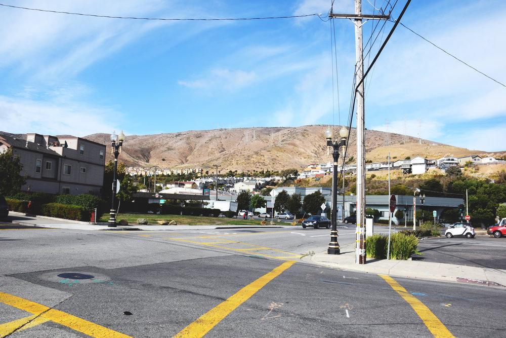 View opposing Wyndfair site.
