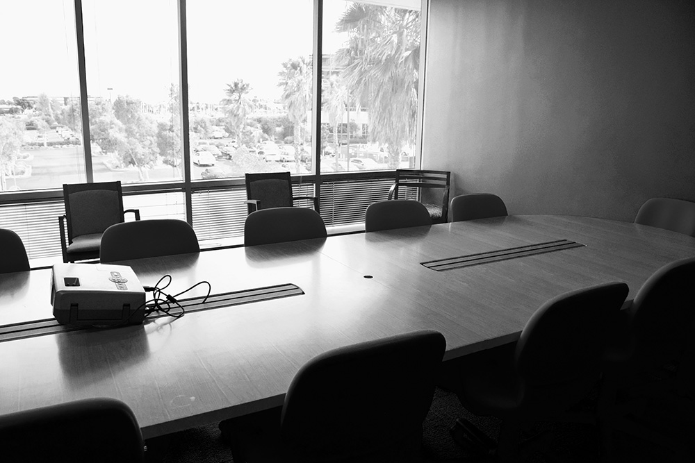Conference Room with Panoramic View