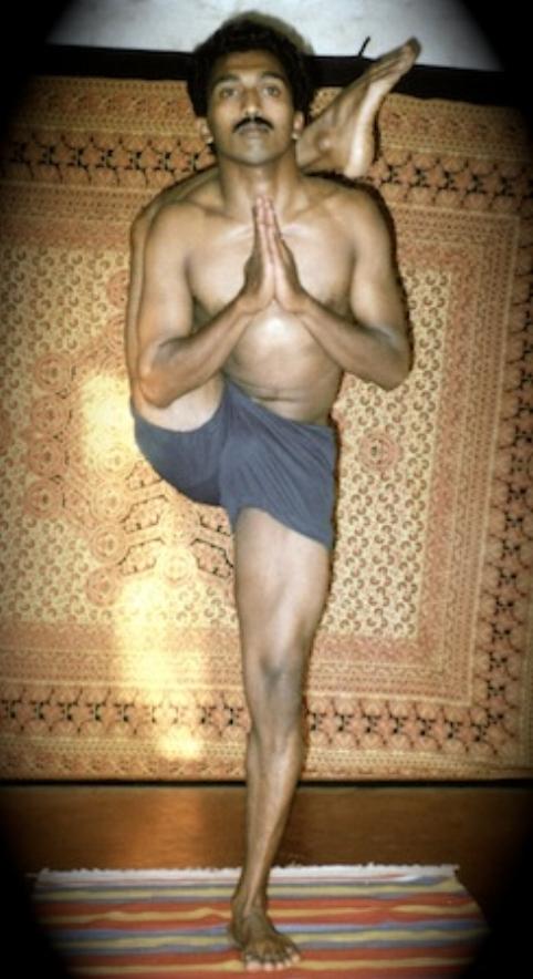 Yoga Master- Acharya Venkatesha,Mysore