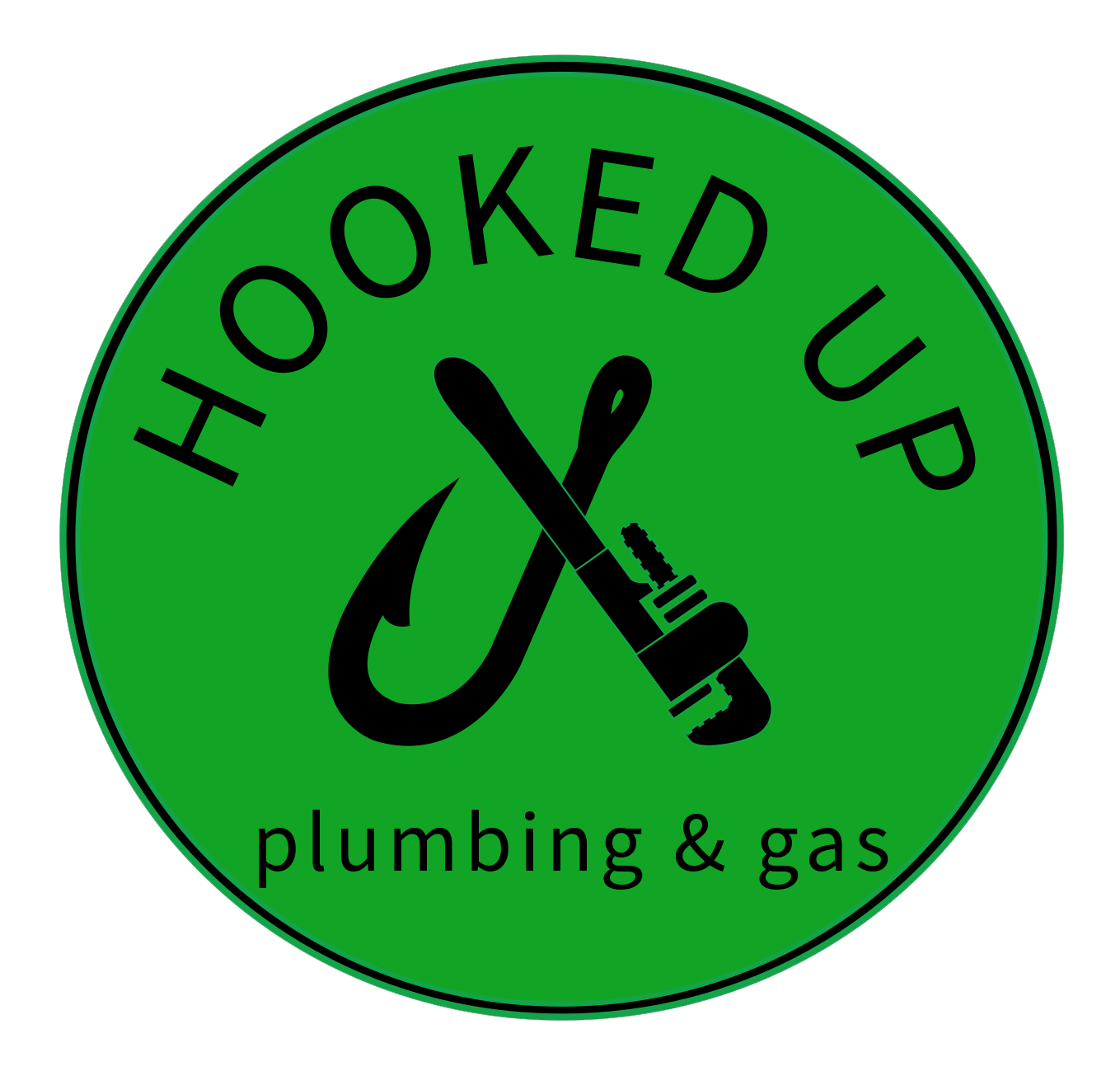 Hooked Up Plumbing & Gas