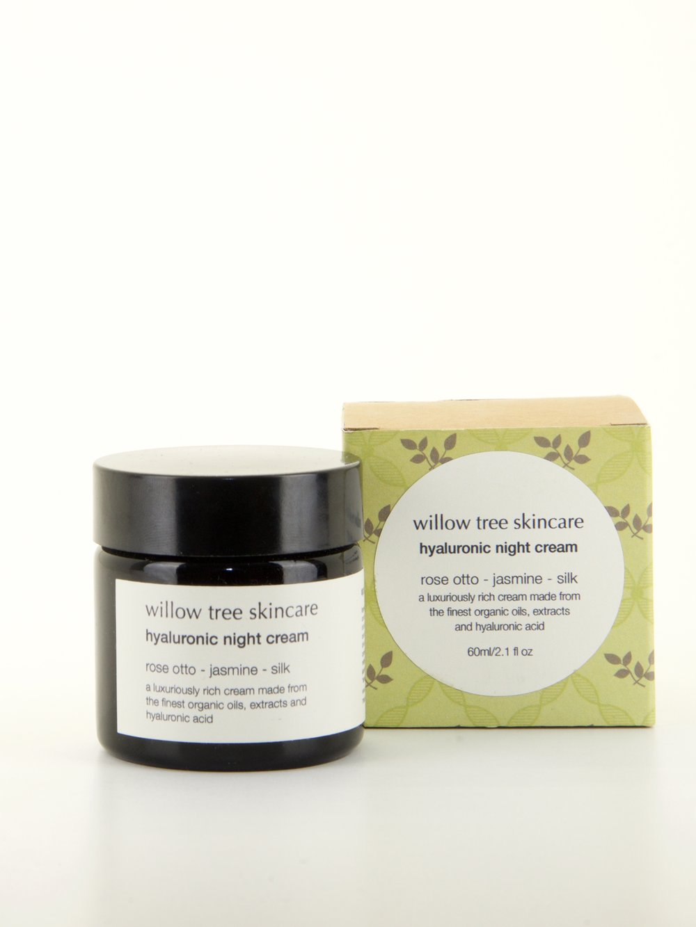 Willow Tree Skincare Hyaluronic Night Cream £17