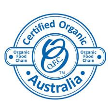 Organic Food Chain Logo