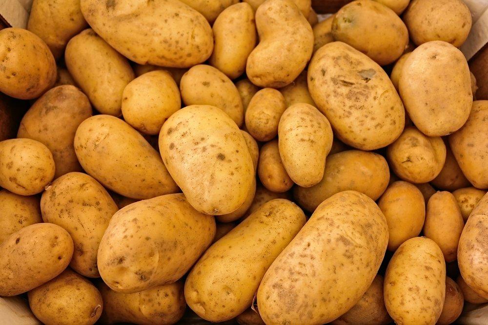 7. Kartofler -