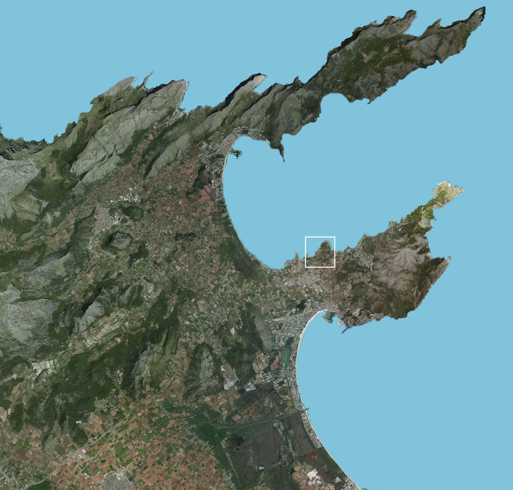 Location, Mallorca