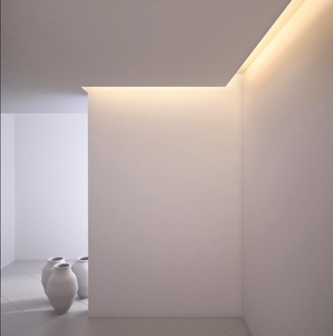 Ceiling height the higher the better a l e z architecture led strip gap image via httpmr resistor aloadofball Gallery