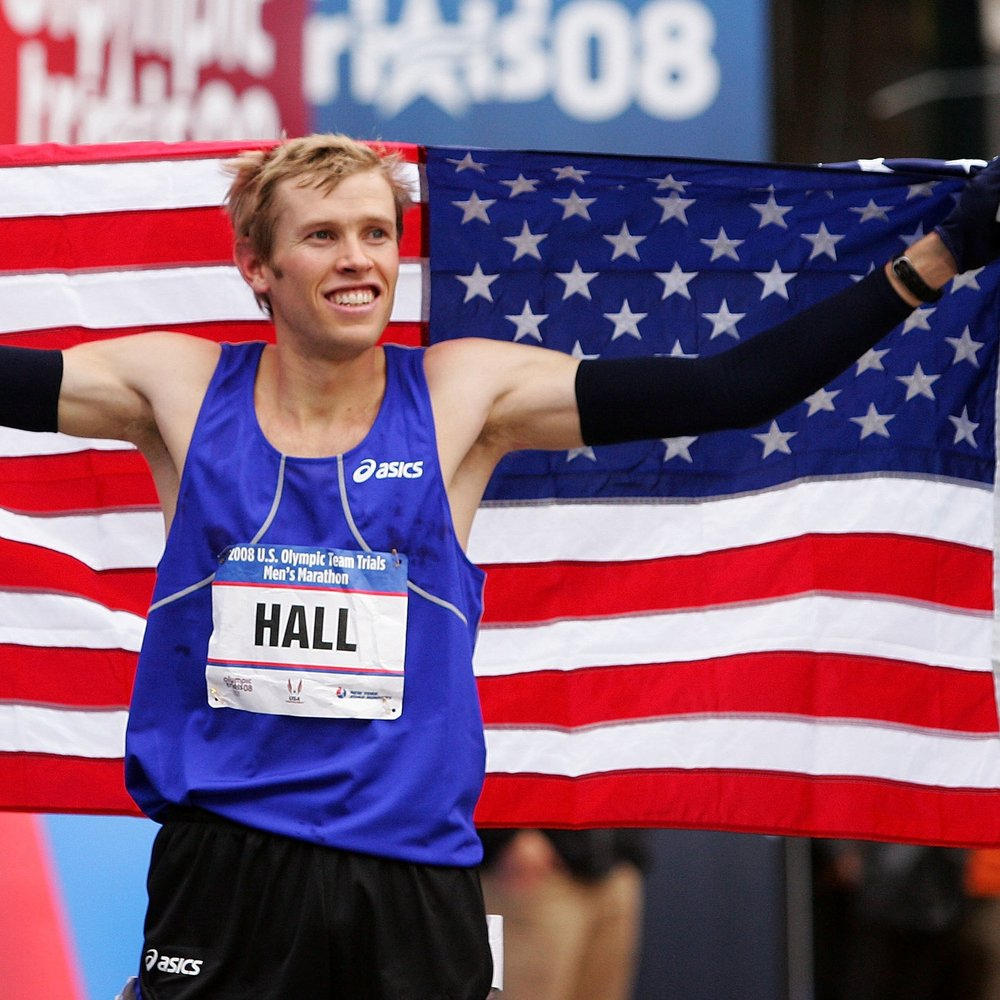 Olympian and fastest US marathoner in history