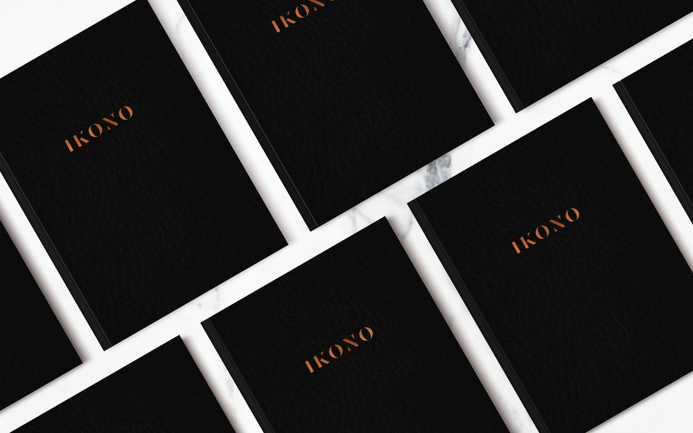 IKONO Booklet