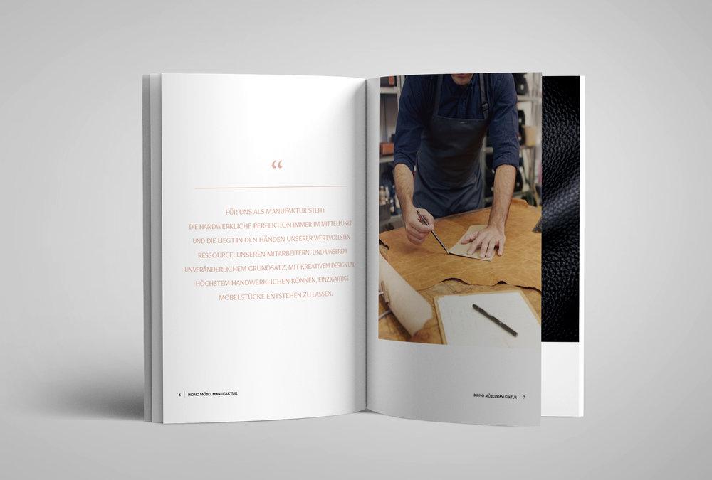 IKONO Booklet Impressionen