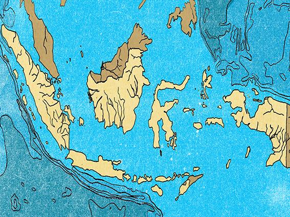 Indonesia    (Kiingereza)     Ipo pia katika Kibahasa Indonesia.