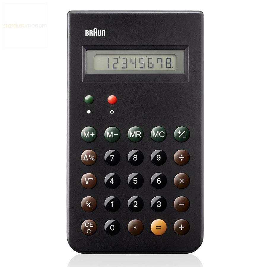The Braun ET66 Calculator (source: https://www.stardust.com/braun-ET-66-calculator.html_