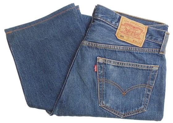 Levi 501 Jeans. Source: www.retruly.com