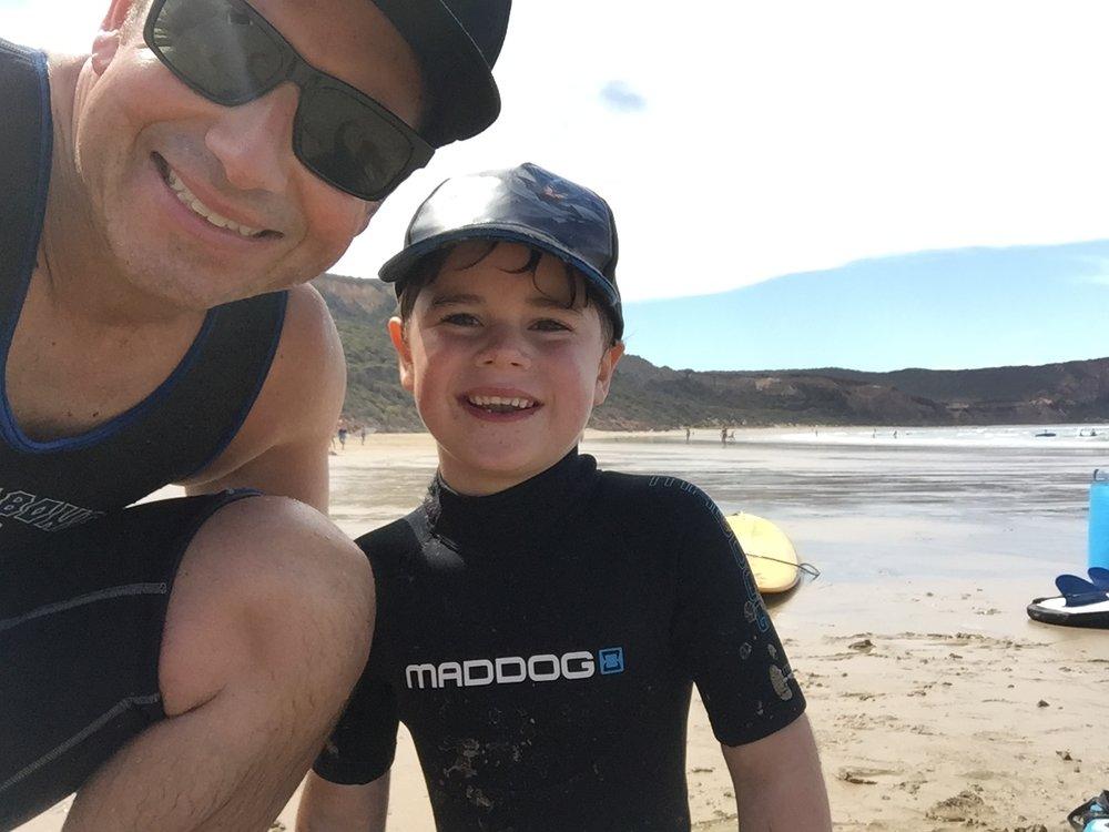 World Ventures holidays, Spencer beach