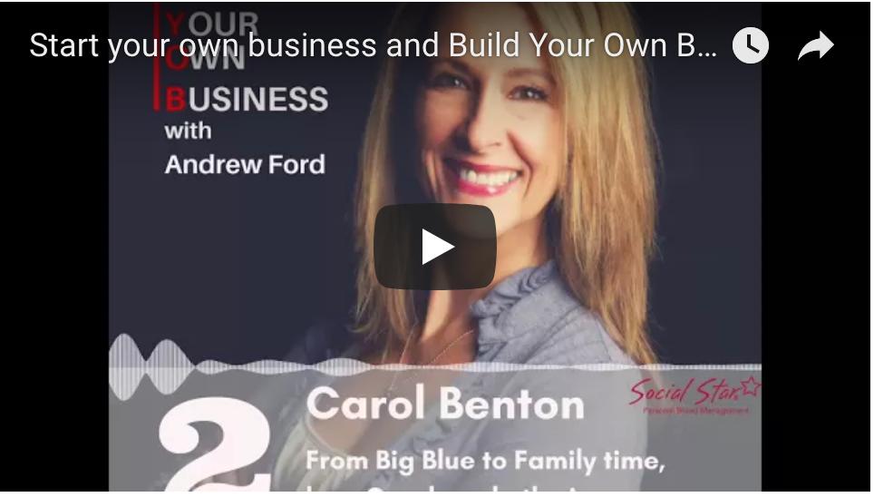 BYOB podcast Carol Benton