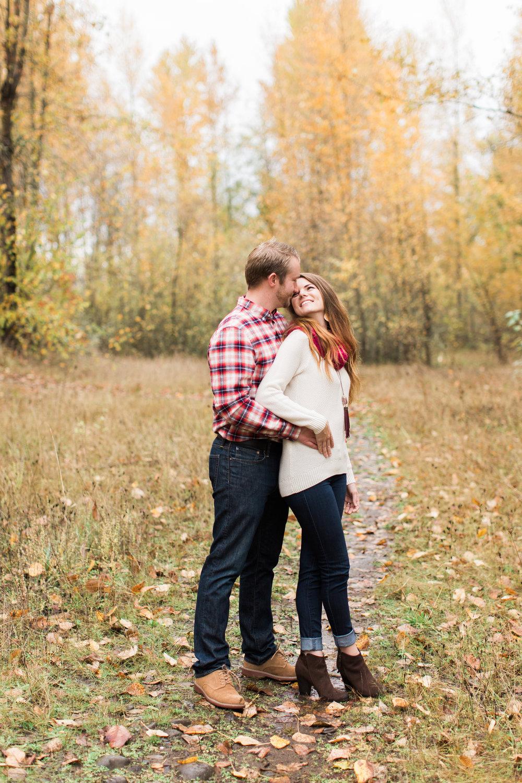 Eugene Oregon Engagement Photography | Heather Mills Photography | Fine Art Photography