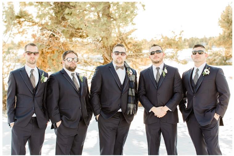 Ashley wolf wedding