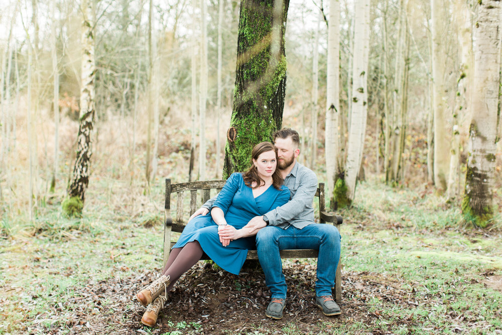 Heather Mills Photography -- Eugene Engagement Photographer