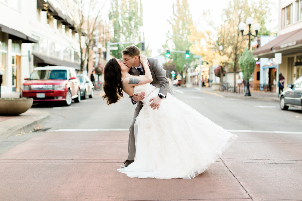 Heather Mills Photography -- Eugene Wedding Photographer