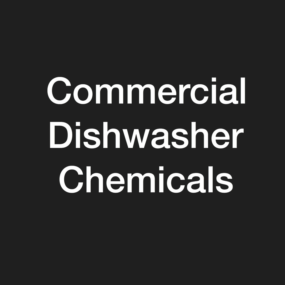Dishwasher Chemicals