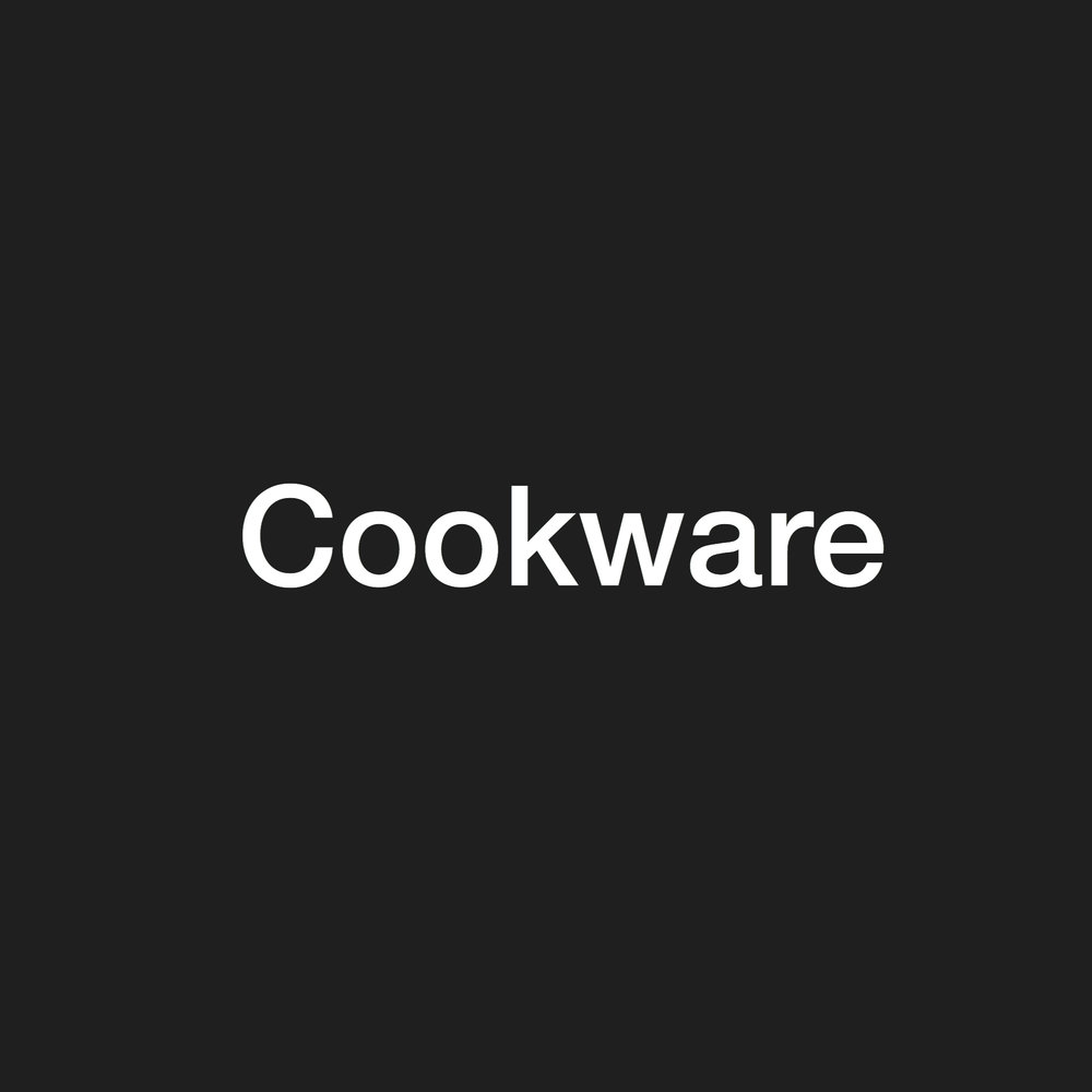 Cookware - stock clearance